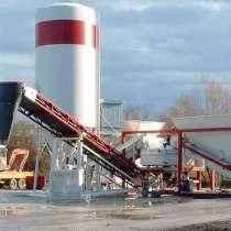 Мобильный бетонный завод, БСУ, РБУ Эконом-класса 30 м3/ч, в Красноярске