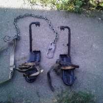 Лазы по прямоугольным ж/б столбам, монтажный пояс, в Каменск-Шахтинском