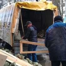 Вывоз строительного мусора, грузчики, в Тюмени
