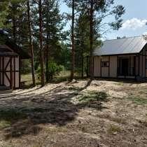 Новый дом ижс в Карелии (п. Ильинский) на р. Олонка у Ладоги, в Санкт-Петербурге
