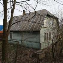 Продам участок с дачей в 7 км от г Выборга, в Выборге