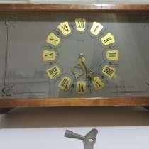 Часы механические каминные, в Москве