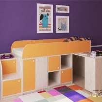 Детская кровать чердак Астра мини, в Москве