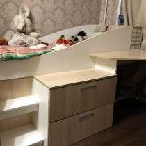 Две кровати с матрасами, в Новосибирске