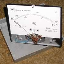 Запчасти для ремонта мегаомметров - измерительные головки, в г.Умань