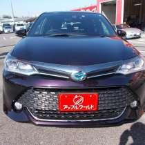 Toyota Corolla Fielder, 2015 год, без пробега по РФ, в Находке