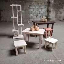 Стол, табурет кухонный. стол, табурет детский, в Барнауле