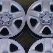 Оригинальные диски Toyota Rav 4 R-17, в Алатыре