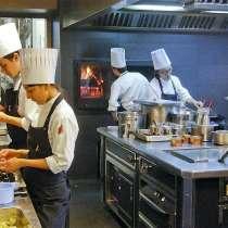 Кухонный работник в ресторан, в Санкт-Петербурге