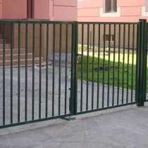 Ворота металлические с бесплатной доставкой, в г.Телеханы