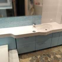 Столешницы для ванных комнат из жидкого гранита GraniStone, в г.ВЫРУ