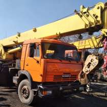 Продам автокран 32 тн-31м, Камаз, Ивановец, в Тюмени