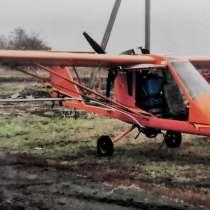 Самолёт Бекас ФХ-32, в Новом Рогачике