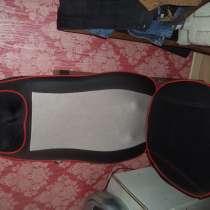 Продается кресло массажное (б\у) в отличном состоянии. итай, в Челябинске