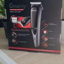 Машинка для стрижки волос GEEMY GM-6053, в Иванове