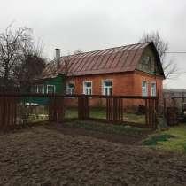 Продам дом в деревне 40км. от МКАД, в Чехове
