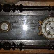 Часы настенные le Roi a Paris 19в, в Ярославле