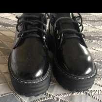 Ботинки дерби на грубой подошве, в Севастополе