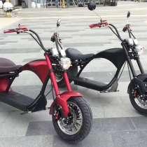 Электрический скутер (самокат) Citycoco Harley Chopper 3000w, в г.Минск