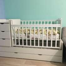Продам детскую кроватку, в Великом Новгороде