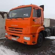 КАМАЗ 65115 шасси, в Набережных Челнах