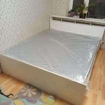 Кровать с матрасом новая, в Москве