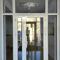 Алюминиевые двери, в Краснодаре