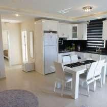 Апартаменты 1+1 с мебелью у моря. Турция/Аланья, в г.Аланья