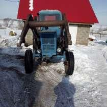 Трактор мтз 80, в Уфе
