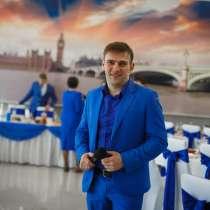 Ведущий ярких событий Иван Агафонов, в Новосибирске