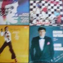 Пластинки виниловые 80-х годов, в Кемерове