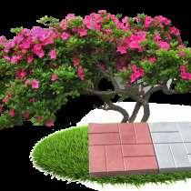 Тротуарная плитка для садовых дорожек, в Пензе