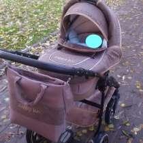 Детская коляска Zippy LUX (SEKA) 2в1 Польша, в г.Минск