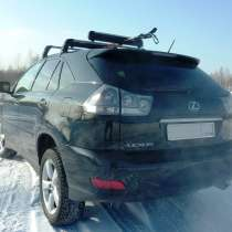 Лексус RX 300 цвет чёрный, Панорамная крыша, предпусковой п, в Новокузнецке