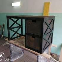 Письменный стол в стиле лофт, в г.Минск