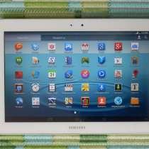 Планшет Samsung Galaxy Tab 2 10.1 GT-P5100 16Gb белый, в Москве