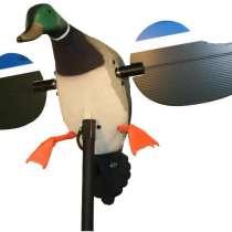 Механическое чучело утки машущей крыльями с ду, в Архангельске