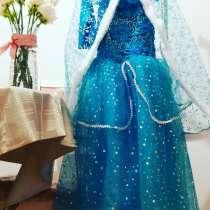Платье для девочек Эльза 4700тенге АКЦИЯ!, в г.Астана
