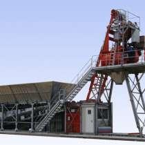 Стационарный бетонный завод Constmash Компакт 60 (60 м3/час), в Москве