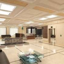 Ремонт бизнес центров, в г.Астана