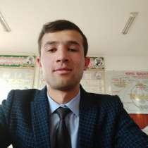 Bobur, 20 лет, хочет пообщаться, в г.Душанбе