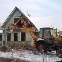 Слом, снос домов, в Нижнем Новгороде