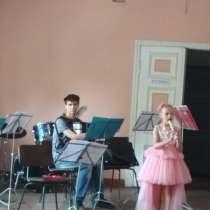 Обучение игре на баяне и аккордеоне, в Нижнем Новгороде