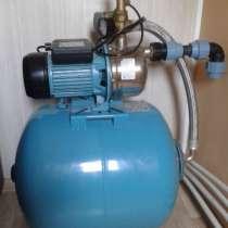 Гидрофор JY1000 c баком на 80 литров, в г.Гродно