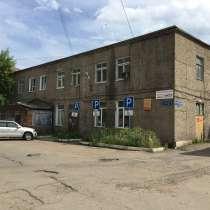 Продам здание ул. Семафорная 289 к 4, в Красноярске