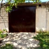 Продаётся каменный гараж с подвалом 27,2кв. м, в Севастополе