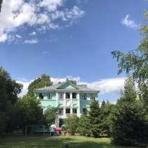 Продажа поместья 80 соток земли, Рублевское шоссе Горки-10, в Москве