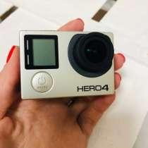 Камера GoPro hero 4, в Москве