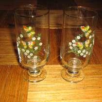 Продаются бокалы 2 штуки, в Калининграде