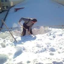 Уборка и вывоз снега, в Тамбове
